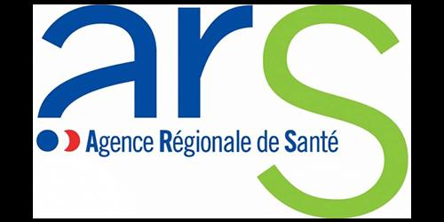 Agence régional de santé logo