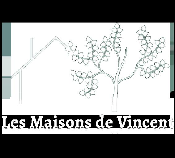 logo Les Maisons de Vincent Blanc